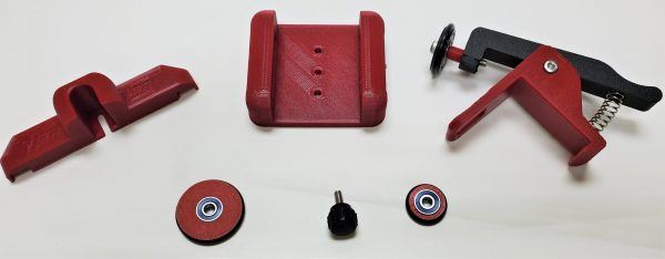 Improved Rotary Roller Clamp Kit
