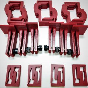 Material Clamping KIT for Boss Lasers