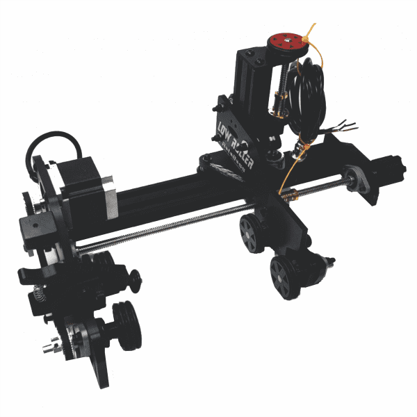 Low Roller Rotary Attachment