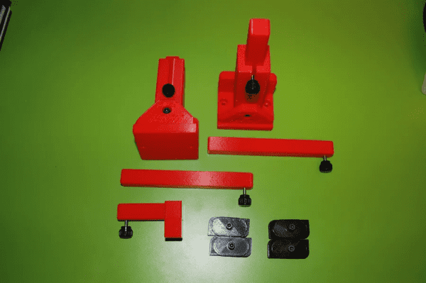 """Work piece Alignment Jig for Boss """"LS & HP"""" Lasers"""