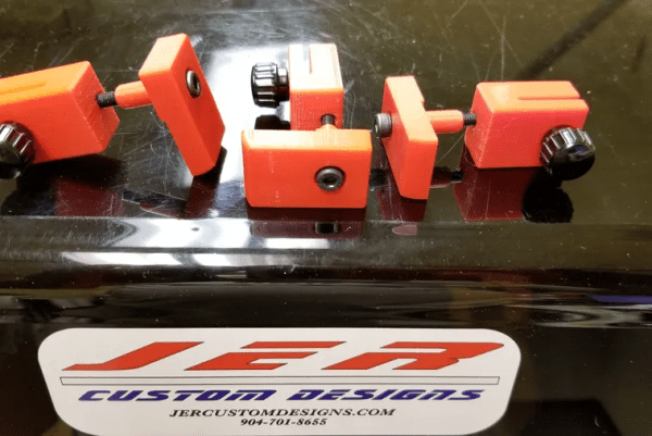 Honeycomb Table Clamps