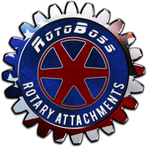 RotoBoss Rotary Attachments replacement parts.